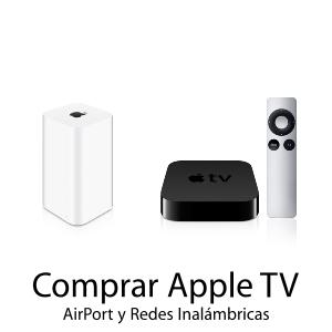 Apple TV y Airport